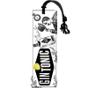 Nostalgic Metal Bookmark Gin Tonic