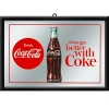 Nostalgic Καθρέφτης 'Coca-Cola Better With Coke'