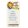 Nostalgic Magnetic Notepad 10x20cm 'Kellogg's Rice Crispies Girl'