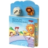Haba book and puzzle table game in Greek language.