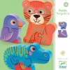 Djeco Tunga and Co Wooden puzzles