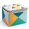 Djeco Toys boxes Seat toy box