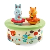 Djeco Magnetics music boxes Friends Melody