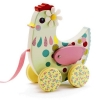 Djeco Pull along toys Cotcotte
