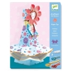 Design For older children - Arty paper Miss Blossom