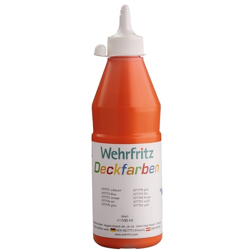 Hoe Water-soluble Wehrfritz Body Color, Set