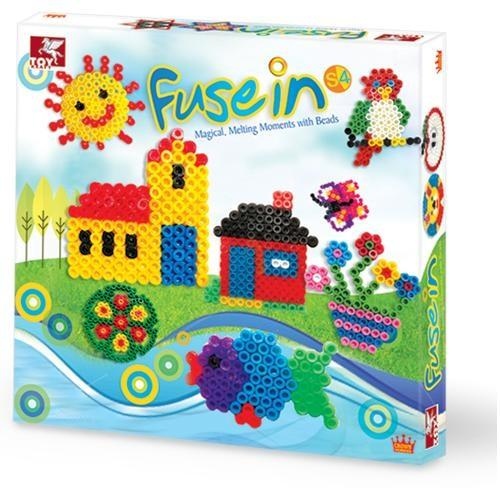 FUSE IN - MAGICAL, MELTING MOMENTS WITH BEADS